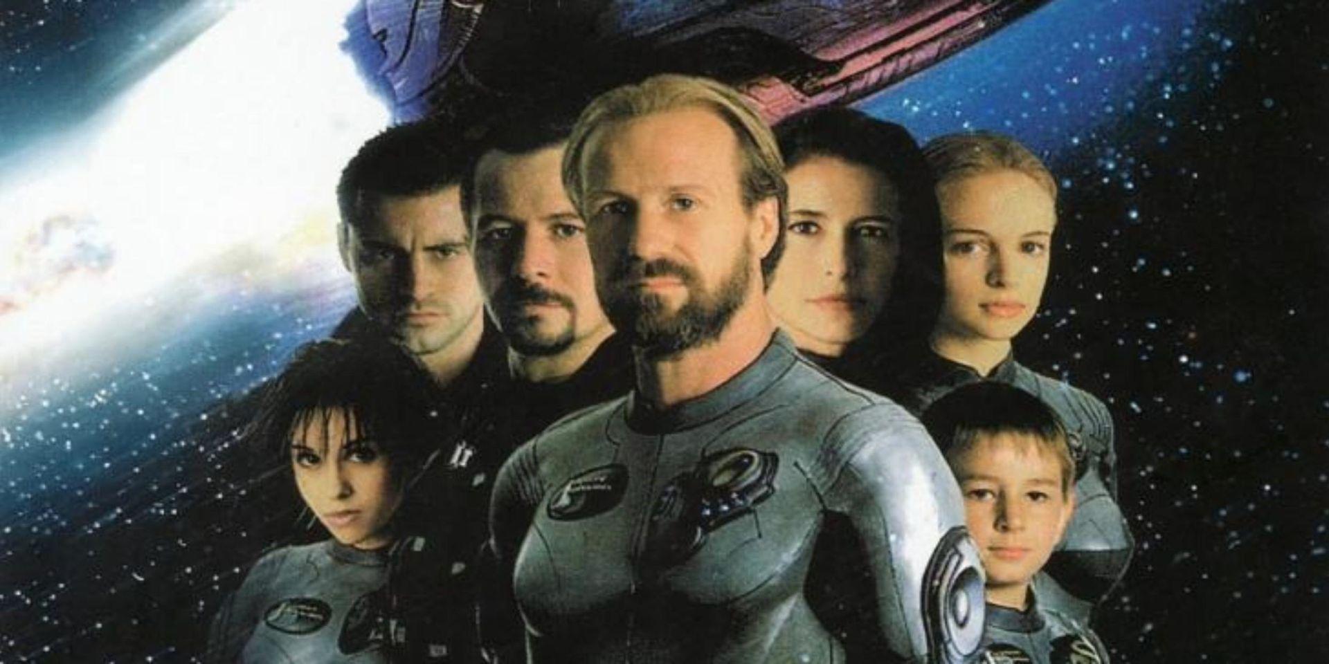 Затерянные в космосе (Lost in Space, 1998)