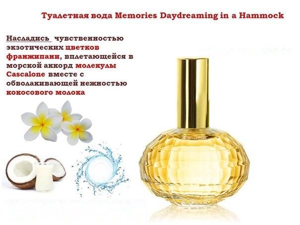 ноты Memories Daydreaming in a Hammock