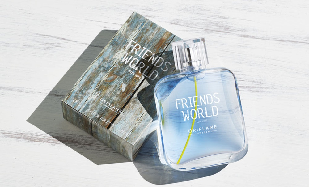 Friends World For Him