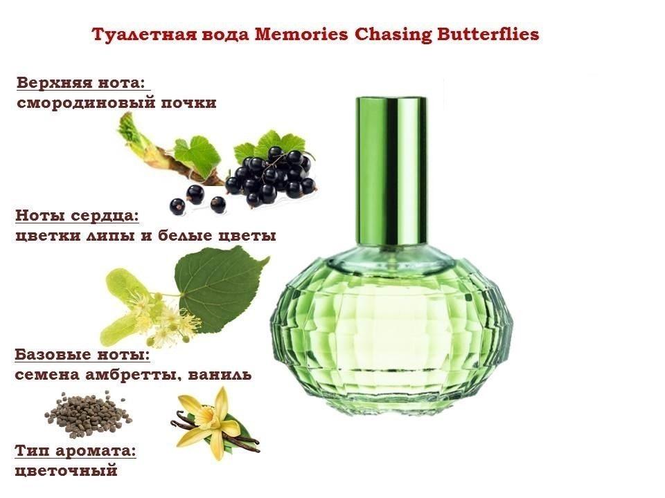 ноты Memories Chasing Butterflies