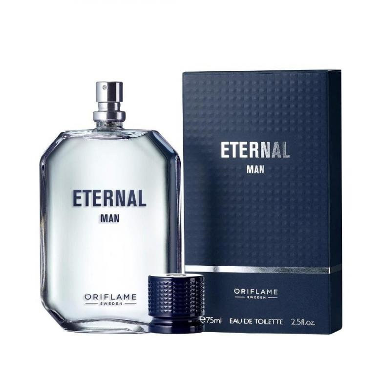 Eternal man oriflame духи