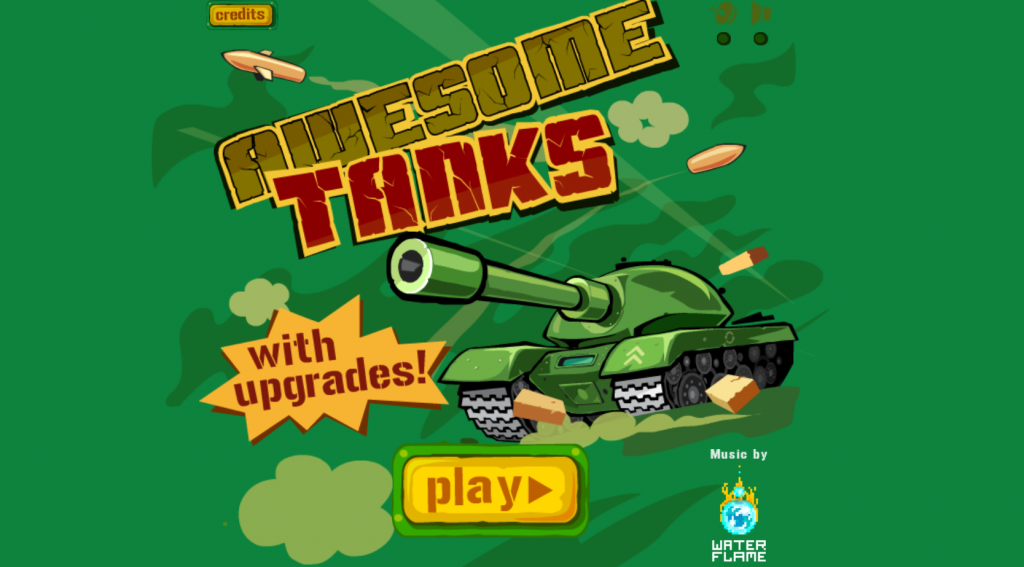 Заставка игры устрашающие танки