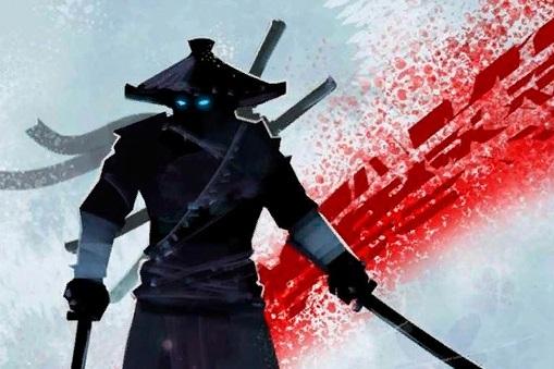 воин с мечами заставка игры