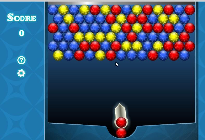 Игра Bouncing balls