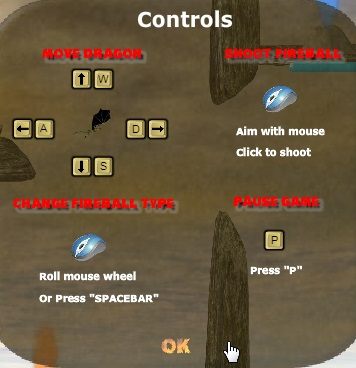 Flames of fury инструкция управление в игре