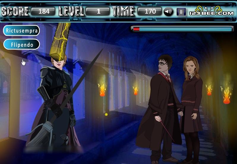 гарри поттер поцелуй с гермионой игра на сайте