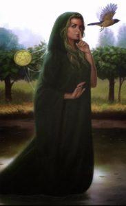 молча дневник аарона ведьма