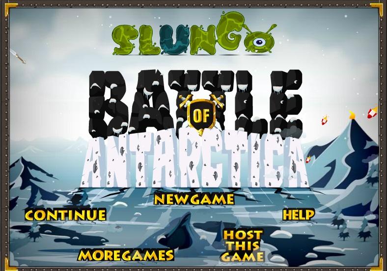 заставка игры battle of antarctica