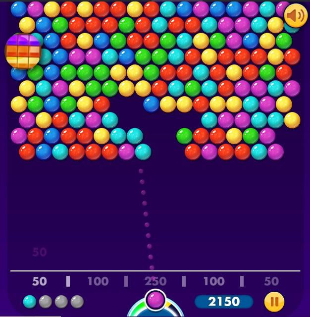 Игра Bubble Shooter FREE