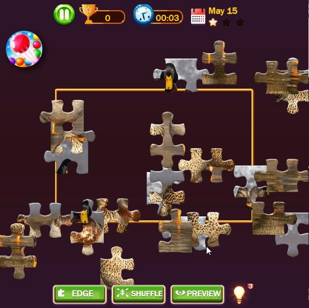 игра пазлы головоломка процесс игры