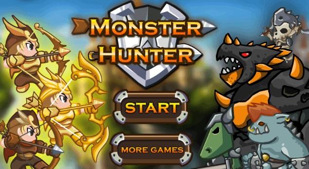 заставка игры охотник на монстров
