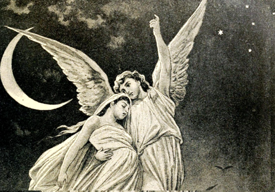 Михаил Лермонтов — Ангел