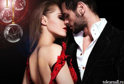 Обложка книги Любовник в новогоднюю ночь Стелла Эмеральд