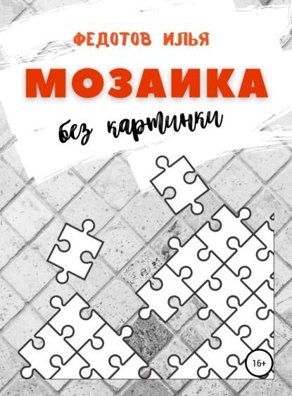 Илья Федотов Мозаика без картинки книга