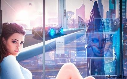 Обложка книги Эра андроидов Виктория Свободина