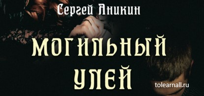 Обложка книги Сергей Аникин Могильный улей