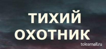 Обложка книги Виктор Амиров Тихий охотник