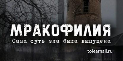 Обложка книги Евгений Шорстов Мракофилия