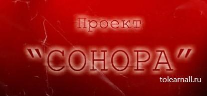 Обложка книги Юрий Александрович Шумук Проект «Сонора»